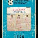 Claudine Longet - Love Is Blue 1968 ITCC A&M T9 8-TRACK TAPE