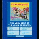 Lovin' Spoonful - The Very Best Of The Lovin' Spoonful 1970 GRT KAMASUTRA T11 8-TRACK TAPE