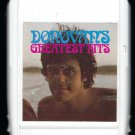 Donovan - Donovan's Greatest Hits 1969 AUDIOPAK EPIC T9 8-TRACK TAPE