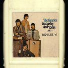 The Beatles - Yesterday And Today + Beatles VI 1967 CAPITOL T10 8-TRACK TAPE