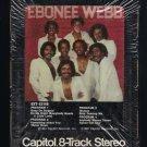 Ebonee Webb - Ebonee Webb 1981 CAPITOL Sealed T12 8-TRACK TAPE
