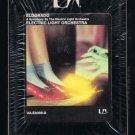 Electric Light Orchestra - Eldorado 1974 UA Sealed T12 8-TRACK TAPE