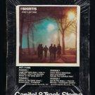 The Shirts - Street Light Shine 1979 CAPITOL Sealed T12 8-TRACK TAPE