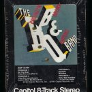B.B. & Q Band - The Brooklyn, Bronx Queens Band 1981 Debut CAPITOL Sealed T12 8-TRACK TAPE