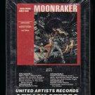 Moonraker - James Bond Original Motion Picture Soundtrack 1979 UA T9 8-TRACK TAPE