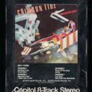 Crimson Tide - Reckless Love 1979 CAPITOL T9 8-TRACK TAPE