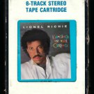 Lionel Richie - Dancing On The Ceiling 1986 CRC MOTOWN T12 8-TRACK TAPE