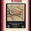 Chicago - Chicago 17 1984 RCA WB T9 8-TRACK TAPE