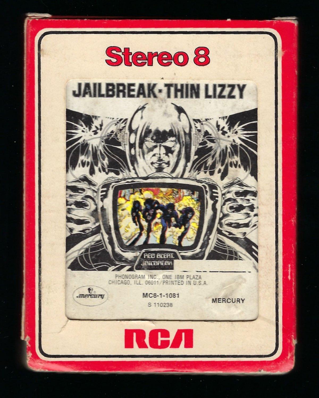Thin Lizzy - Jailbreak 1976 RCA MERCURY T9 8-TRACK TAPE