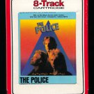 The Police - Zenyatta Mondatta 1980 RCA A&M T9 8-TRACK TAPE