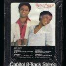 René & Angela - René & Angela 1980 Debut CAPITOL Sealed T12 8-TRACK TAPE