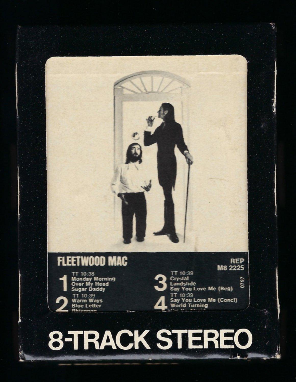 Fleetwood Mac - Fleetwood Mac 1975 WB T12 8-TRACK TAPE