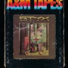 Styx - The Grand Illusion 1977 A&M T12 8-TRACK TAPE