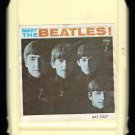 The Beatles - Meet The Beatles 1967 CAPITOL T10 8-TRACK TAPE