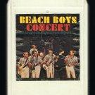 The Beach Boys - Beach Boys Concert  1964 LEAR AMPEX CAPITOL T10 8-TRACK TAPE