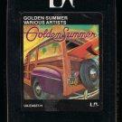 Golden Summer - Various Surf Rock Artists 1976 UA T10 8-TRACK TAPE