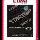 Jefferson Starship - Earth 1978 RCA AUDIOPAK GRUNT T10 8-TRACK TAPE