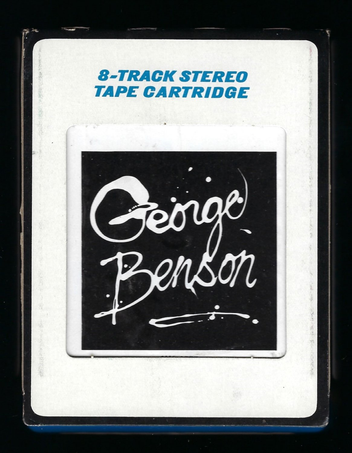 George Benson - The George Benson Collection 1981 CRC WB T10 8-TRACK TAPE