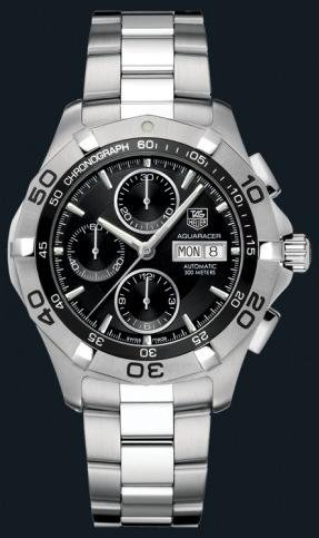 Aquaracer Automatic chronograph (CAF2010.BA0815)