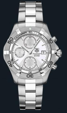 Aquaracer Automatic chronograph (CAF2111.BA0809)