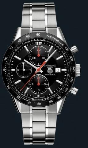 Carrera Automatic Chronograph Tachymetre (CV2014.BA0786)