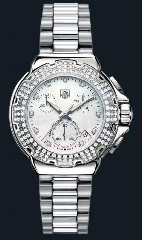 TAG Heuer Formula 1 Chronograph Diamonds (CAC1310.BA0852)