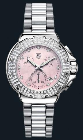 TAG Heuer Formula 1 Chronograph Diamonds (CAC1311.BA0852)