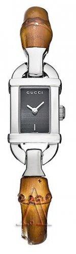 Gucci 6800 Series Bamboo Ladies Watch (YA068515)