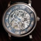 Fiber - Carved Blue Roman Automatic (FB8002-02-4S)