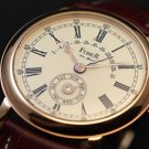Fiber - Rose Gold Roman Counter Jump Automatic (FB8002-61-3SRG)