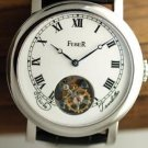Fiber - Tourbillon Porcelain Hand Winder (FB8002-TB-01)