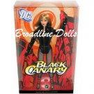 Black Canary Barbie DC Comics doll NRFB