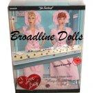 Job Switching Lucy Ricardo & Ethel Mertz Barbie doll set I Love Lucy Chocolate Factory giftset