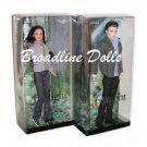 Twilight Barbie doll set Bella and Edward NRFB
