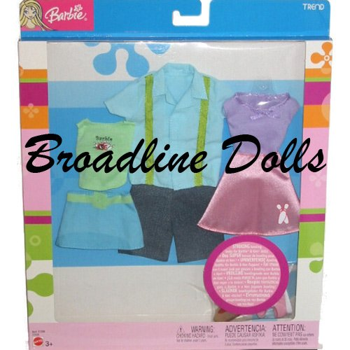 Barbie Ken Striking Bowling 3 Fashion set issued in 2003