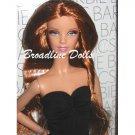 2009 Barbie Basics Model 7 07 doll Aphrodite face sculpt Black label Collection 1 001 NRFB