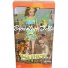 Shrek Barbie doll NRFB