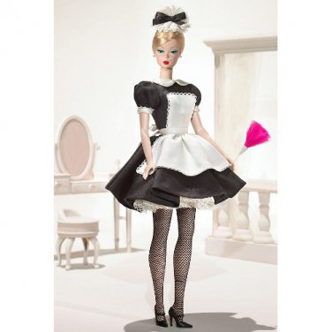 Silkstone Barbie The French Maid Career BFMC doll NRFB