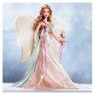 2006 Golden Angel Barbie collector pink label doll NRFB