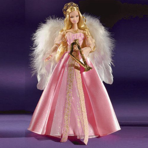 2007 Angel Collector Barbie FAO Schwarz / Sears Canada exclusive doll NRFB