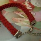 Braided 4-strands Suede Bracelets (Hand-Made)