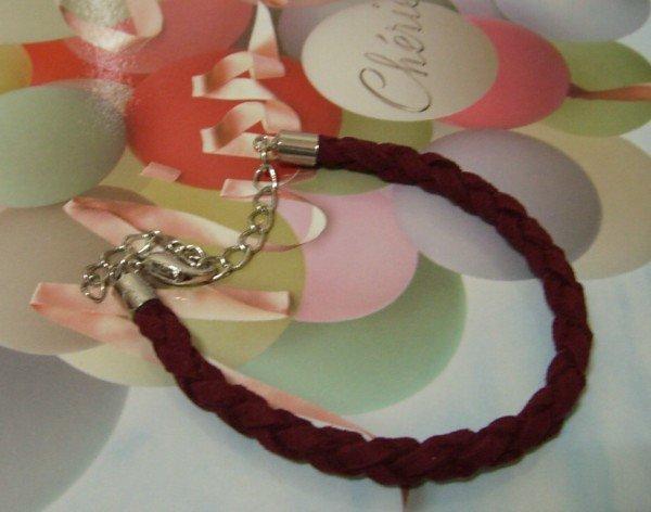Braided Bolo Round Suede Bracelets (Hand-Made)