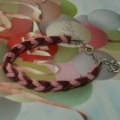 Mix Colors Braided Suede Bracelets (Hand-Made)