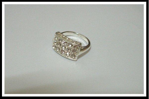 Trendy Sparkle Rhinestone Rings