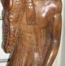 Hunter statue - 18 inches
