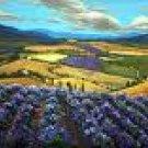 Lavender shea butter/olive oil soap 5.00 oz.