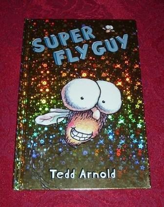 Hardcover - Super Fly Guy