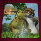 Hardcover - Over The Hedge Meet The Neighbors