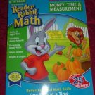 Paperback - Reader Rabbit Math K to 1st Grade