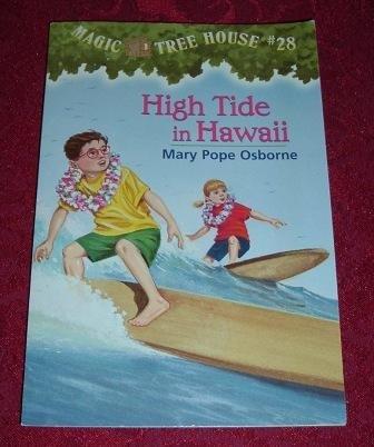 Paperback - Magic Tree House #28 High Tide in Hawaii